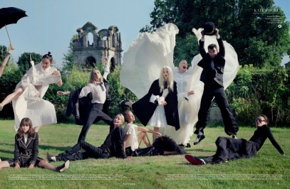 ©Vogue UK & ©Tim Walker