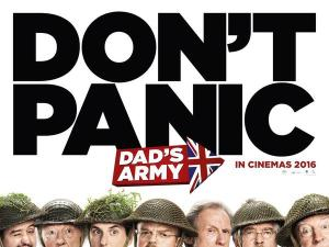 Dad's Army Teaser Poster courtesy Universal PIctures
