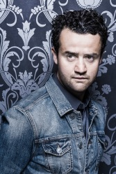 Daniel Mays shot at Kii Studios, West London. 20/5/14 For more information contact Simon Hargreaves or 07850 731029 or simon@agentpublicity.com