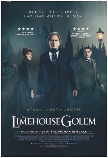 The Limehouse Golem Trailer Daniel Mays