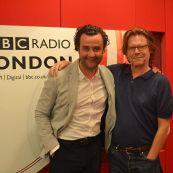 Danny bbc radio london 24 july